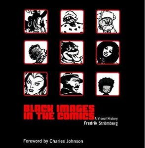 """Black images in the comics"" a book review"