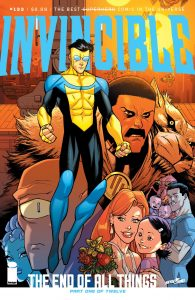 """I like good stories above all else…"": An Orca Q&A with invincible's Robert Kirkman"