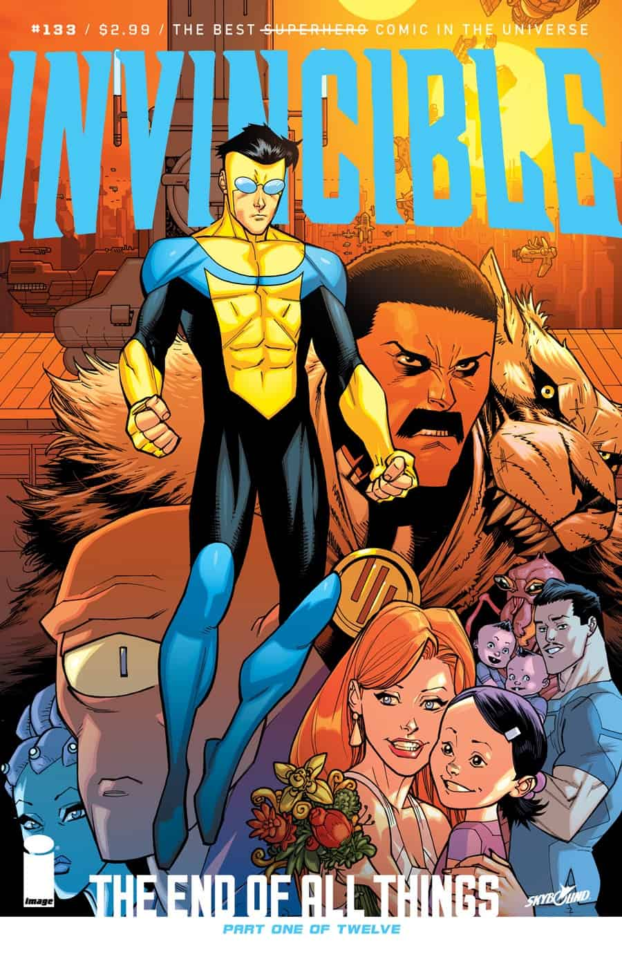 """""""I like good stories above all else…"""": An Orca Q&A with invincible's Robert Kirkman"""