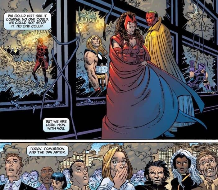 Read more about the article September 11th comics and events
