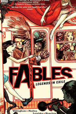 This is a wonderful job – An Orca Q&A with fables Bill Willingham